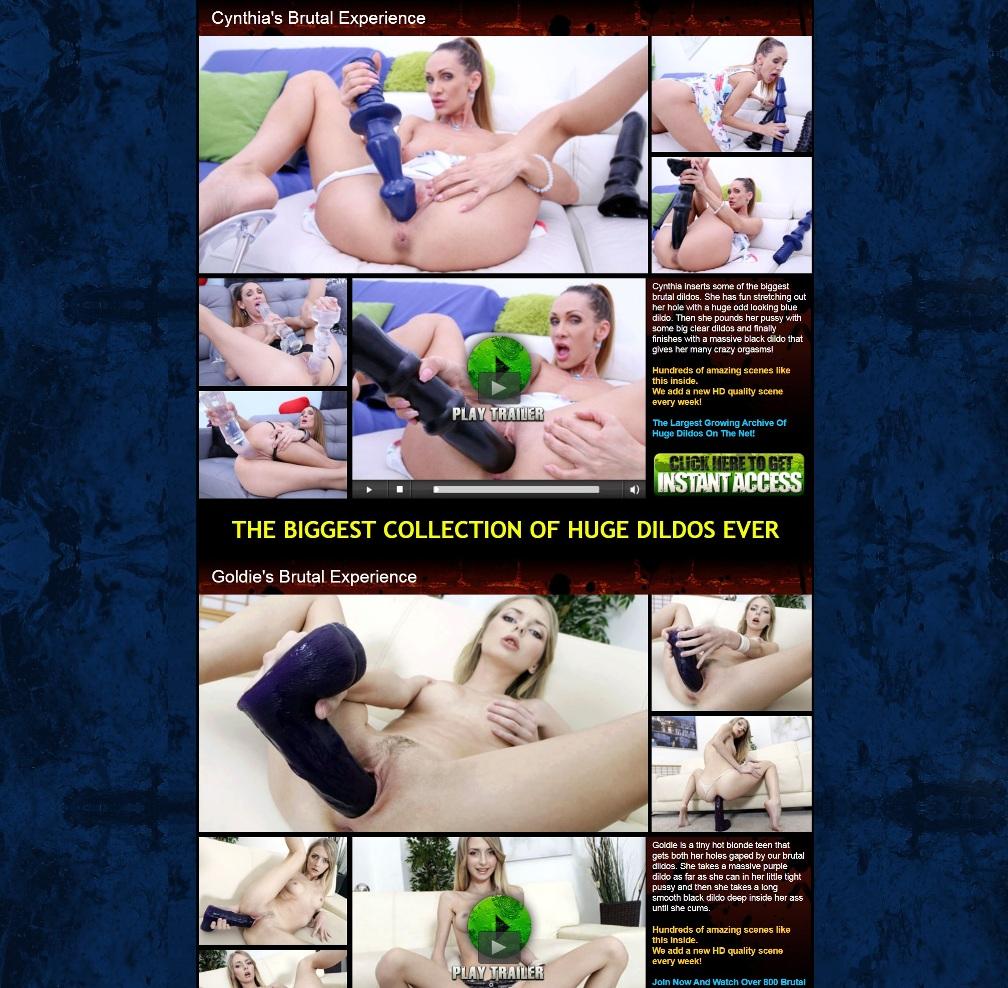 046 BrutalDildos T1 - BrutalDildos.com - Full SiteRip! (Updated)