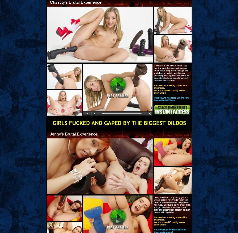 046 BrutalDildos T2 - BrutalDildos.com - Full SiteRip! (Updated)