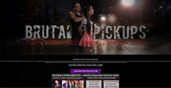 BrutalPickups.com - Full SiteRip! Public PickUp's & Brutal Sex