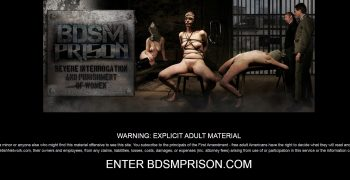 BDSMPrison.com - Full SiteRip! No One Escape
